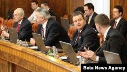 Sednica Vlade Srbije (arhivski snimak)