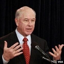 Jurubicara Departemen Luar Negeri AS, Philip J. Crowley