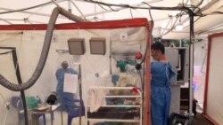 Ebola en RDC: Réunion de l'OMS