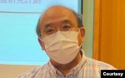 香港民意研究所副行政總裁鍾劍華 (鍾劍華提供)