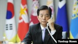 Menteri Pertahanan Korea Selatan, Han Min-koo (Foto: dok).