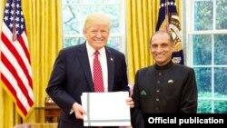 د متحده ایالاتو پوځي او سیاسي چارواکي وایي د پاکستان سره پراخه همکاري غواړي