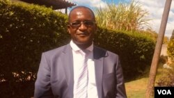 UMnu. Douglas Mwonzora.