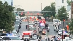 Shooting Rampage Leaves 13 Dead at DC Navy Yard