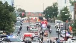 Shooting Rampage Leaves 13 Dead at DC Navy Yard
