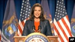 Demokratska guvernerka Michigana Gretchen Whitmer