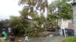 Tempestade Eloise poderá atingir a costa moçambicana em dois dias