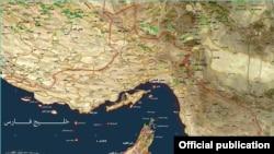 بندر جاسک در شرق تنگه هرمز و خارج از خلیج فارس قرار دارد