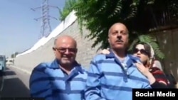 قاسم شعله سعدی و آرش کیخسروی، وکلای دادگستری