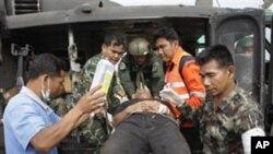 泰國和柬埔寨邊境部隊發生衝突