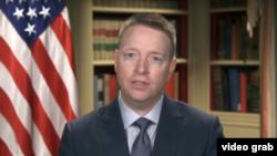 Phó Cố vấn An ninh Quốc gia Mỹ Matt Pottinger