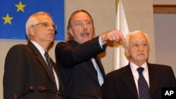 اندرس جانسن رئیس اتحادیۀ بین الپارلمانی