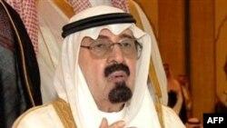 Quốc vương Abdullah, Ả Rập Saudi