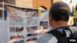 香港與西藏同行舉辦展覽等活動,紀念西藏反抗中共統治54周年