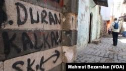 500 Yıllık Camii Çatışma Kurbanı