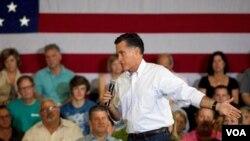 Mitt Romney meraih kemenangan di Puerto Rico (Foto: dok).