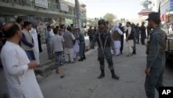 کابل کې شيعه مسلکې د محرم د عاشورې مراسم نمانځي.