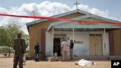 Кения, Гарисса, 1 июля 2012 года.