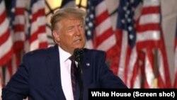 Trump acceptance speech