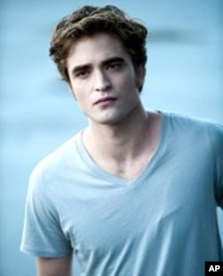 "Robert Pattinson stars in ""The Twilight Saga: Eclipse"""