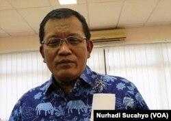 Dekan Fakultas Peternakan Universitas Gadjah Mada, Profesor Ali Agus. (Foto: Nurhadi Sucahyo)