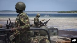 کینیا کی فوج نے الشباب سے منسلک شدت پسندوں کے خلاف کارروائی خفیہ معلومات کی روشنی میں کی۔