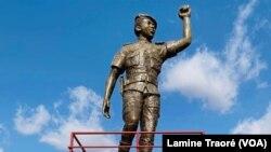 """Le """"label"""" Thomas Sankara, un business florissant"""
