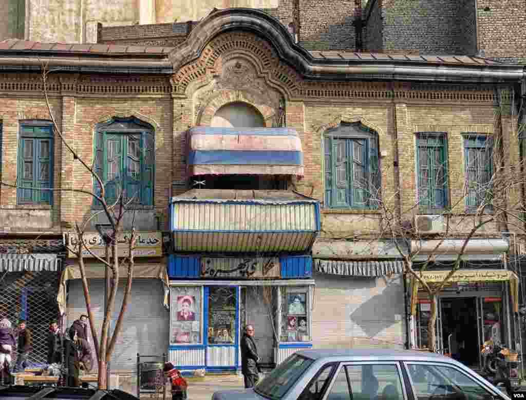 بازار تهران فروردین ۱۳۹۲، عکس از هاشم