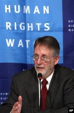 Joe Stork, wakil direktur HRW biro Timur Tengah dan Afrika Utara.(Foto: dok).