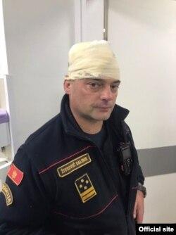 Dalibor Živković, Foto: Uprava policije