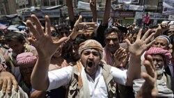 ادامه درگیری ها در یمن