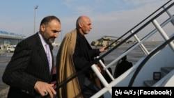 رییس جمهور غنی و آقای نور تا کنون چند بار با هم دیدار کرده اند