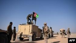 Abasirikare ba Reta zunze ubumwe za Amerika muri Afuganistani
