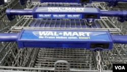 Wal-Mart también se está expandiendo en países como México, Nicaragua y Brasil.