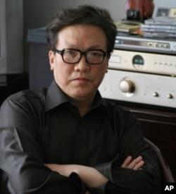 北京宪政学者张博树