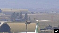 ترکی: ایرانی طیارے سے ہتھیار اور گولا بارود برآمد