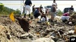 پانزدهمین سالگرد قتل عام صربنیسا در بوسنیا