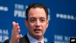 Reince Priebus. Président du Comité national républicain ( RNC )