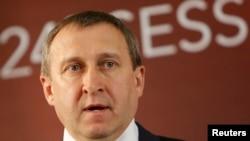 آندری دشیتسیا وزیر خارجه دولت موقت اوکراین، نشست شورای اروپا، وین، ۱۶ اردیبهشت ۱۳۹۳
