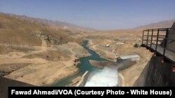 کار بند سلما در سال ۱۹۷۶ میلادی در زمان حکومت سردار محمد داوود خان آغاز شده بود.