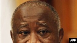 Tổng thống Laurent Gbagbo của Côte d'Ivoire