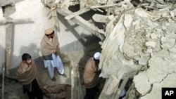 حمله مسلحانه قوای پاکستانی بر منطقه یی در شرق افغانستان