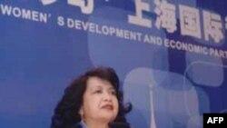 Chủ tịch Hội nghị Thượng đỉnh Phụ nữ Toàn Cầu Irene Natividad