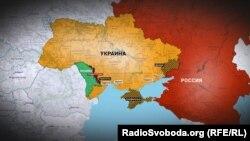 Проект «Новоросія» ще в 2014-му передбачав сухопутний коридор не тільки до Криму, але і до Придністров'я