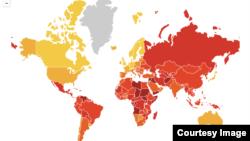 致力于全球反腐的非政府组织透明国际(Transparency International)发布《2019全球清廉指数》(Corruption Perception Index 2019)。