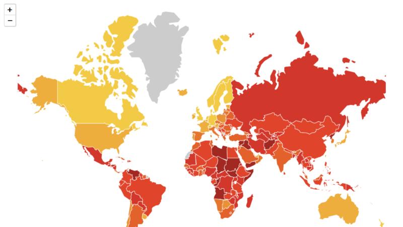 Transparency International. Հայաստանում իրավապահների և դատական համակարգի հանդեպ հանրային վստահության մեծացումն առաջնահերթ խնդիրներից է