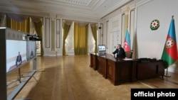 Prezident İlham Əliyev qəbul zamanı