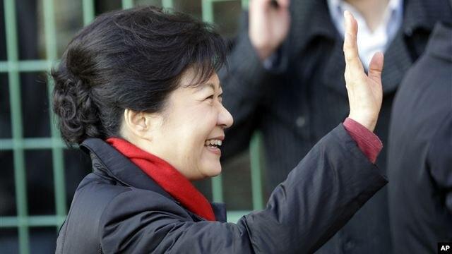 La presidenta electa de Corea del Sur, Park Geun-hye, centró su campaña electoral en la recuperación económica del país.