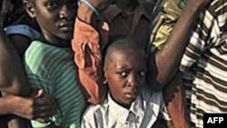 Roditelji dolaze po navodne siročiće sa Haitija