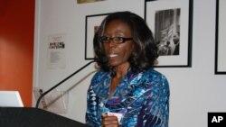Former TRC Commissioner Massa Washington
